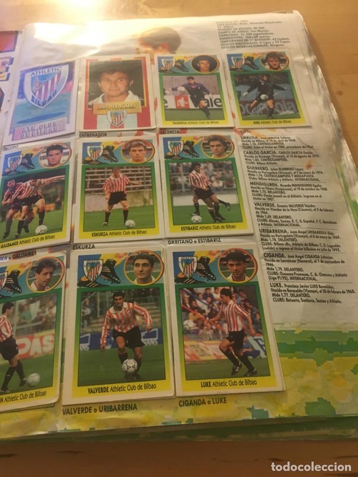 Cromos de Fútbol: Album increíble 93 94 1993 1994 liga este a falta 8 cromos. - Foto 7 - 121380324