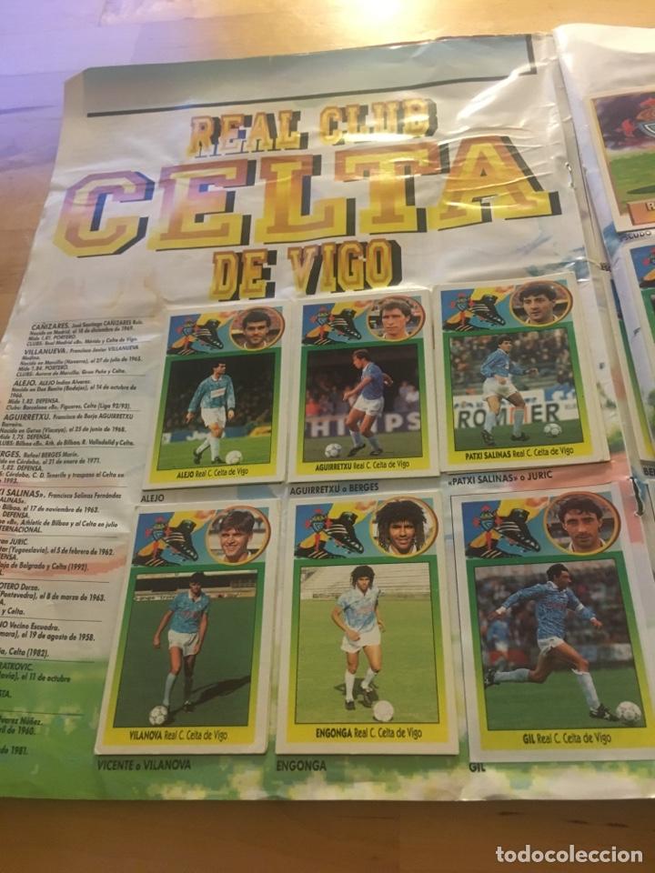 Cromos de Fútbol: Album increíble 93 94 1993 1994 liga este a falta 8 cromos. - Foto 8 - 121380324