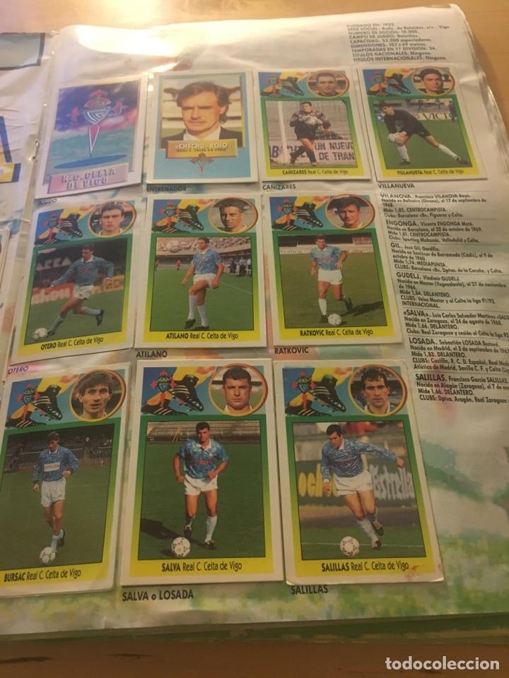 Cromos de Fútbol: Album increíble 93 94 1993 1994 liga este a falta 8 cromos. - Foto 9 - 121380324