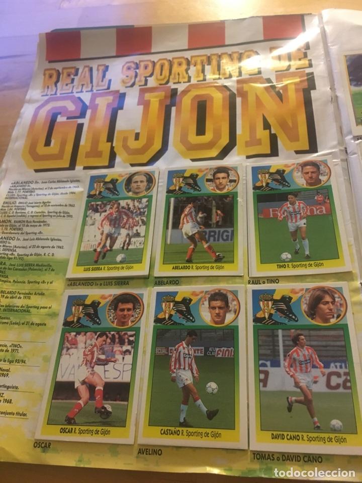 Cromos de Fútbol: Album increíble 93 94 1993 1994 liga este a falta 8 cromos. - Foto 12 - 121380324
