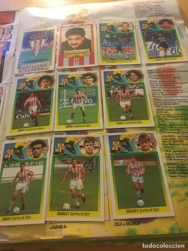 Cromos de Fútbol: Album increíble 93 94 1993 1994 liga este a falta 8 cromos. - Foto 13 - 121380324
