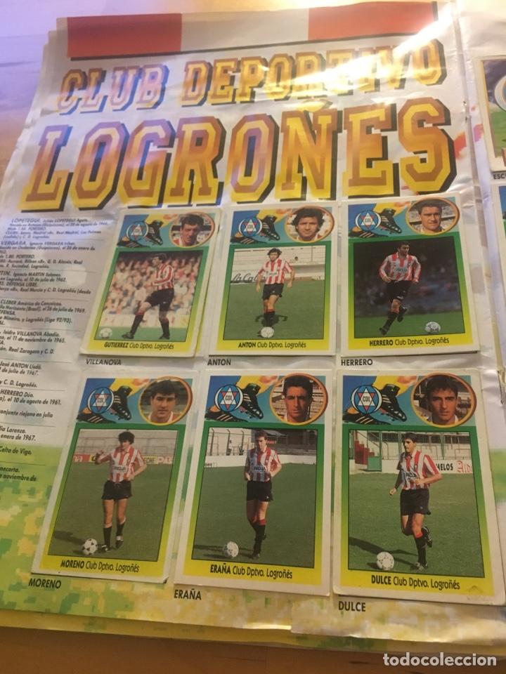 Cromos de Fútbol: Album increíble 93 94 1993 1994 liga este a falta 8 cromos. - Foto 14 - 121380324