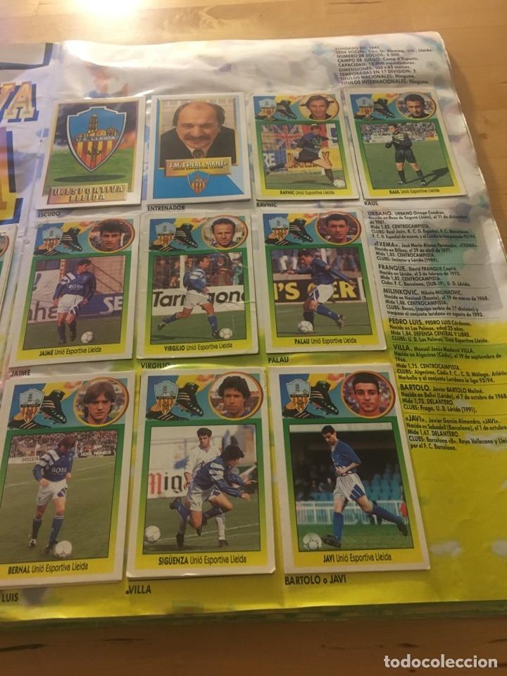 Cromos de Fútbol: Album increíble 93 94 1993 1994 liga este a falta 8 cromos. - Foto 16 - 121380324