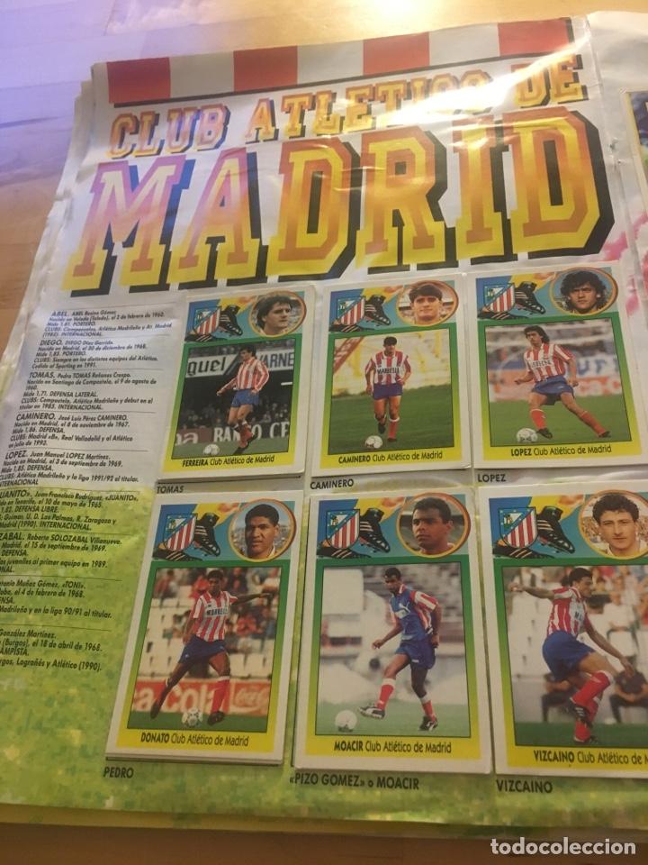 Cromos de Fútbol: Album increíble 93 94 1993 1994 liga este a falta 8 cromos. - Foto 17 - 121380324