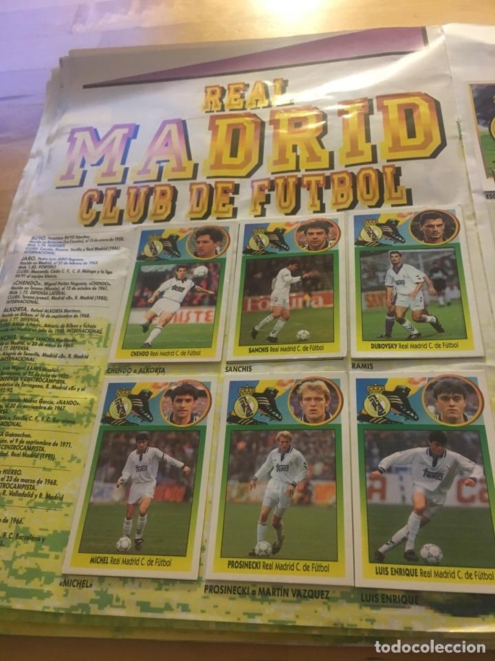 Cromos de Fútbol: Album increíble 93 94 1993 1994 liga este a falta 8 cromos. - Foto 19 - 121380324