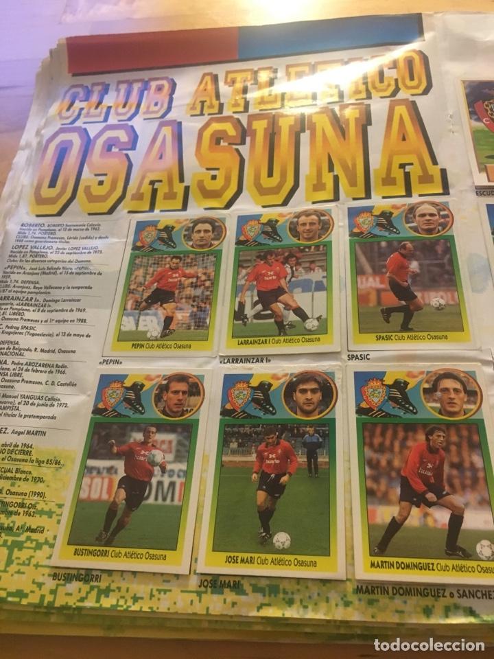 Cromos de Fútbol: Album increíble 93 94 1993 1994 liga este a falta 8 cromos. - Foto 21 - 121380324