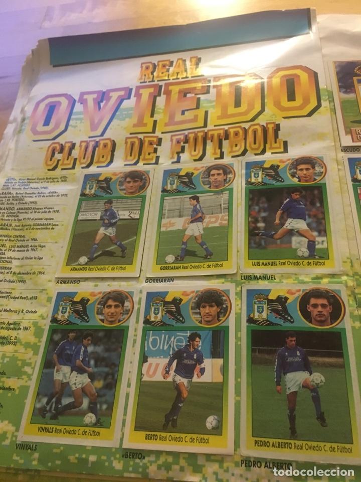 Cromos de Fútbol: Album increíble 93 94 1993 1994 liga este a falta 8 cromos. - Foto 23 - 121380324