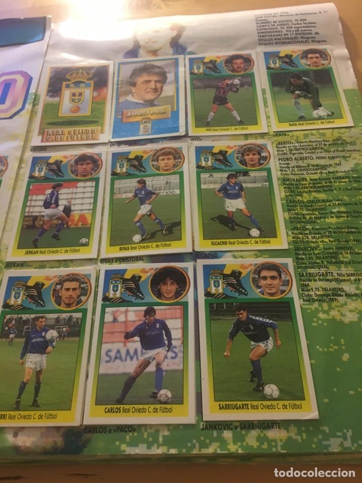 Cromos de Fútbol: Album increíble 93 94 1993 1994 liga este a falta 8 cromos. - Foto 24 - 121380324