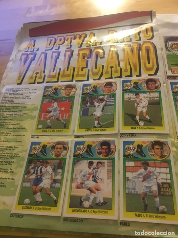 Cromos de Fútbol: Album increíble 93 94 1993 1994 liga este a falta 8 cromos. - Foto 25 - 121380324