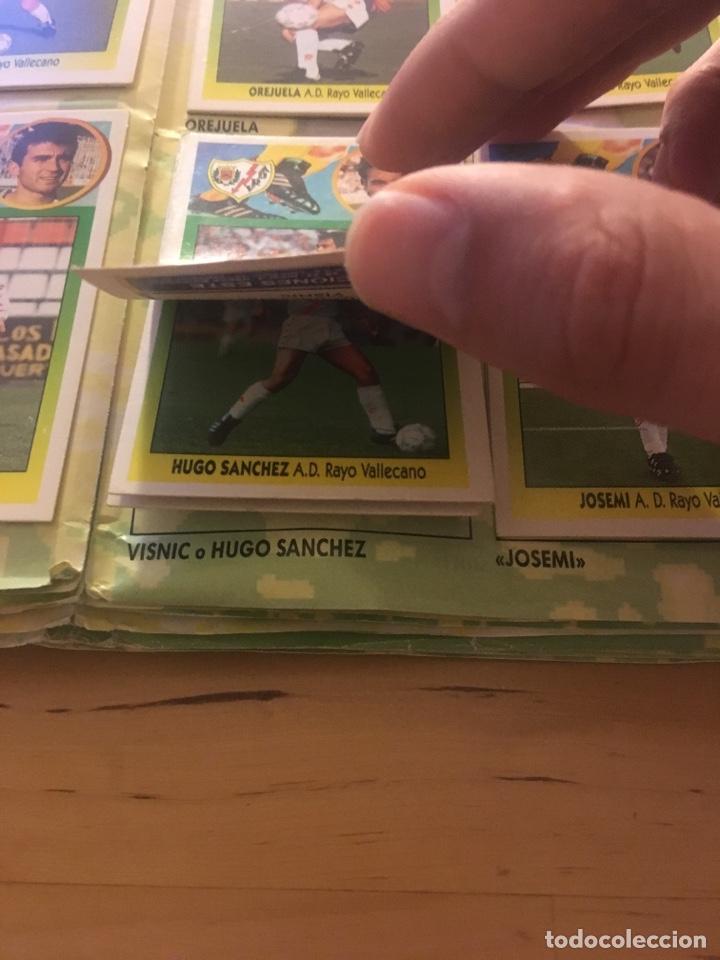 Cromos de Fútbol: Album increíble 93 94 1993 1994 liga este a falta 8 cromos. - Foto 27 - 121380324
