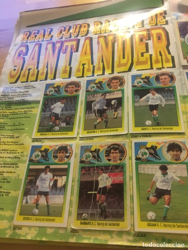 Cromos de Fútbol: Album increíble 93 94 1993 1994 liga este a falta 8 cromos. - Foto 28 - 121380324