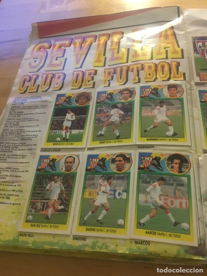 Cromos de Fútbol: Album increíble 93 94 1993 1994 liga este a falta 8 cromos. - Foto 30 - 121380324