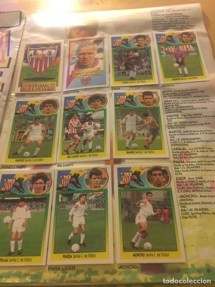 Cromos de Fútbol: Album increíble 93 94 1993 1994 liga este a falta 8 cromos. - Foto 31 - 121380324