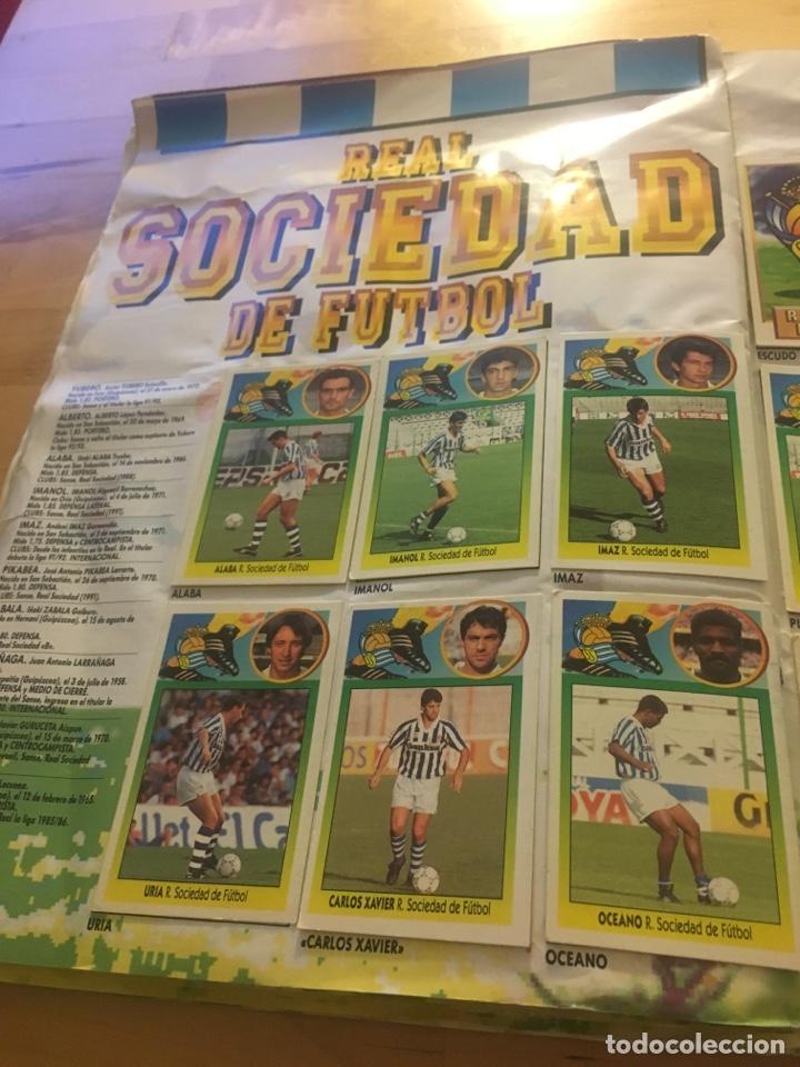 Cromos de Fútbol: Album increíble 93 94 1993 1994 liga este a falta 8 cromos. - Foto 32 - 121380324