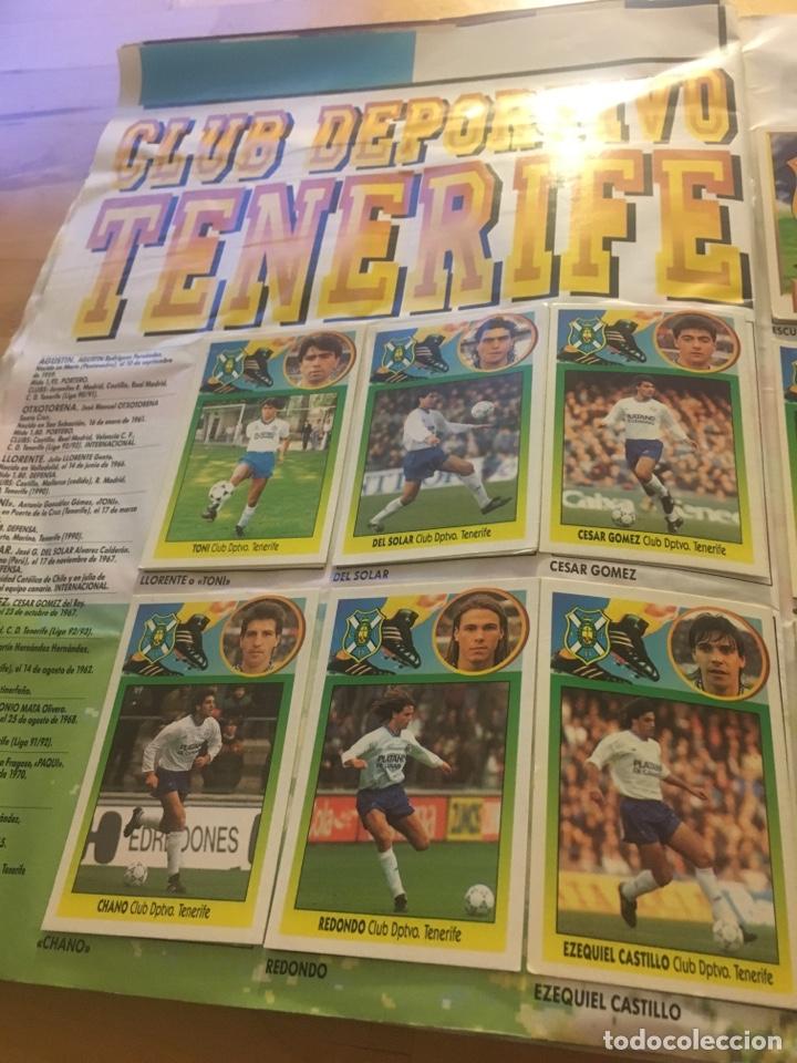 Cromos de Fútbol: Album increíble 93 94 1993 1994 liga este a falta 8 cromos. - Foto 34 - 121380324