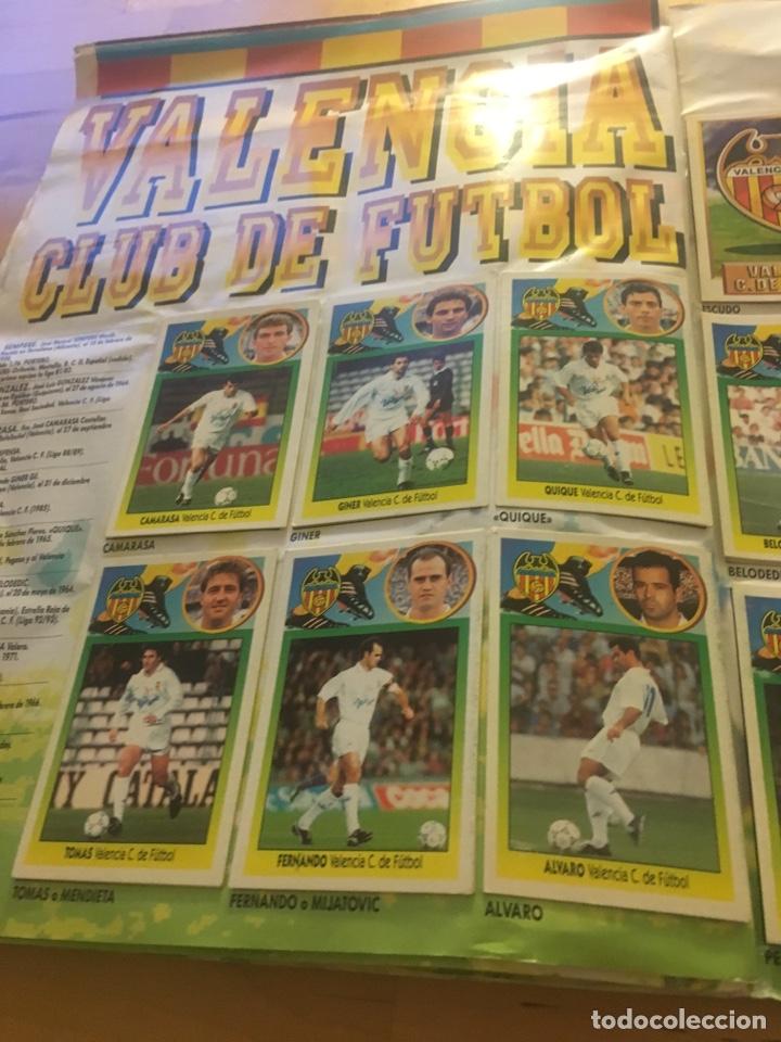 Cromos de Fútbol: Album increíble 93 94 1993 1994 liga este a falta 8 cromos. - Foto 36 - 121380324