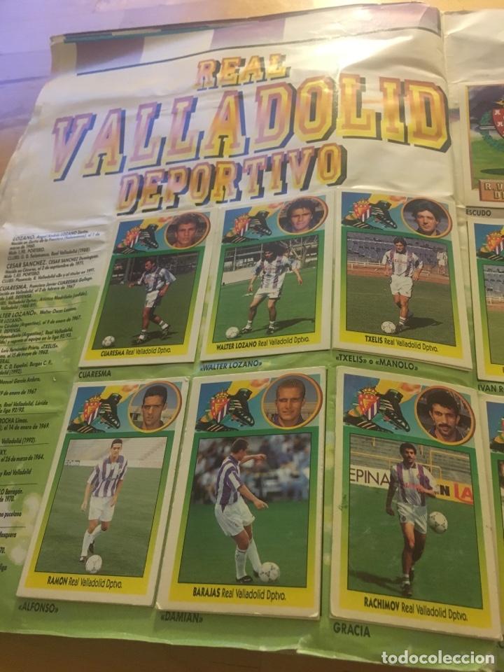 Cromos de Fútbol: Album increíble 93 94 1993 1994 liga este a falta 8 cromos. - Foto 38 - 121380324