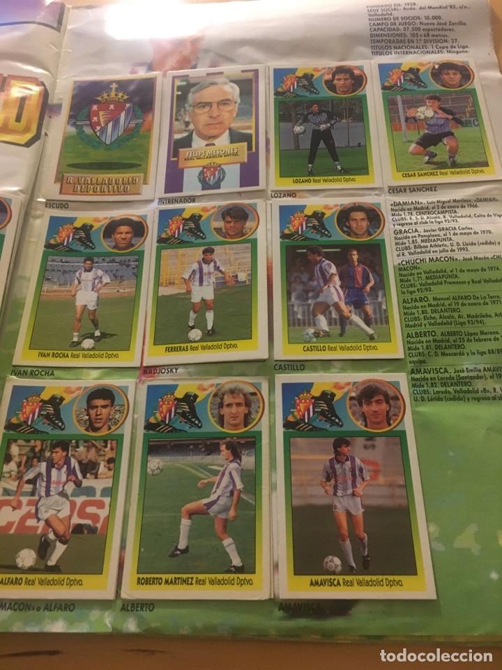 Cromos de Fútbol: Album increíble 93 94 1993 1994 liga este a falta 8 cromos. - Foto 39 - 121380324