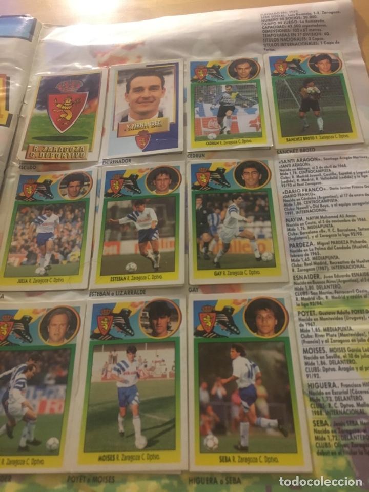 Cromos de Fútbol: Album increíble 93 94 1993 1994 liga este a falta 8 cromos. - Foto 41 - 121380324