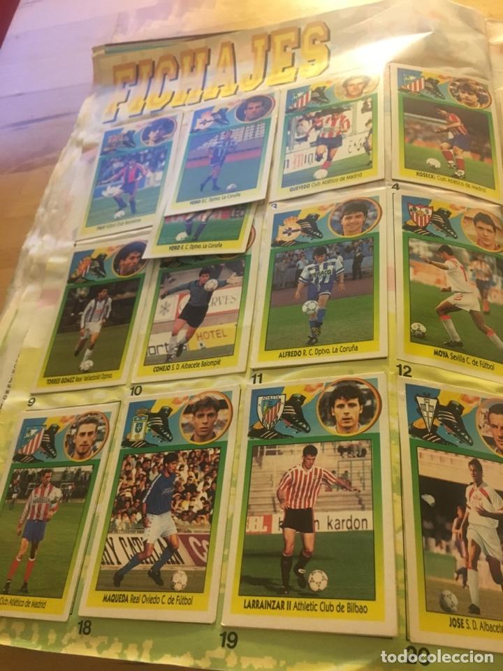 Cromos de Fútbol: Album increíble 93 94 1993 1994 liga este a falta 8 cromos. - Foto 42 - 121380324