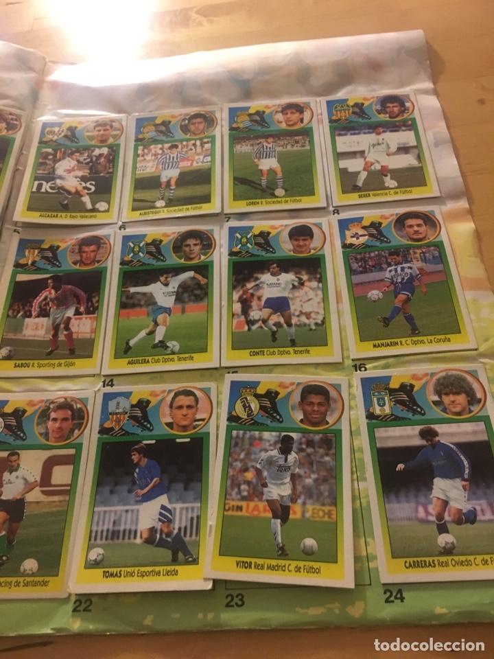Cromos de Fútbol: Album increíble 93 94 1993 1994 liga este a falta 8 cromos. - Foto 44 - 121380324