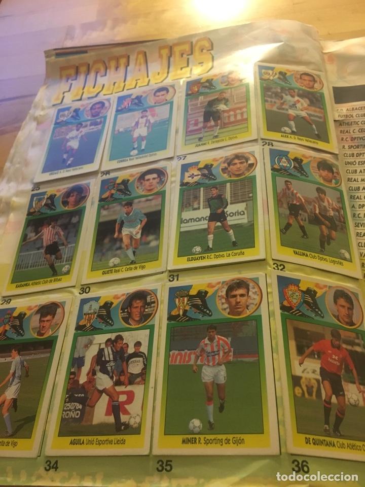 Cromos de Fútbol: Album increíble 93 94 1993 1994 liga este a falta 8 cromos. - Foto 45 - 121380324