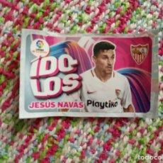 Cromos de Fútbol: JESUS NAVAS. SEVILLA F.C. CHICLE LIGA 2019 2020 ESTE - PANINI 19 20. Lote 175315112