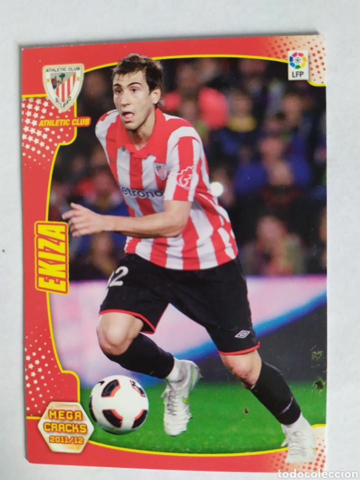 MEGACRACKS 2011 2012 PANINI EKIZA Nº 5 ATHLETIC BILBAO (Coleccionismo Deportivo - Álbumes y Cromos de Deportes - Cromos de Fútbol)