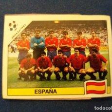 Cromos de Fútbol: PANINI MUNDIAL ITALIA 90 ALINEACION ESPAÑA SELECCION. Lote 175357718