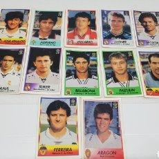 Cromos de Fútbol: LOTE 12 CROMOS LIGA 96 97 BOLLYCAO. Lote 175448917