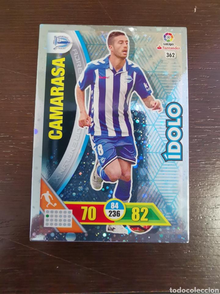 CÁMARASA. ADRENALYN 2016-17 (Coleccionismo Deportivo - Álbumes y Cromos de Deportes - Cromos de Fútbol)