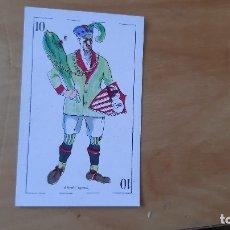 Cromos de Fútbol: FASES DEL FOOT-BALL-1927- ARMET KINKE - SEVILLA - PUBLICIDAD CHOCOLATES ORTHI. Lote 175505855