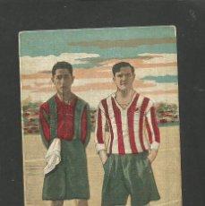 Cromos de Fútbol: PAULINO ALCANTARA-FC BARCELONA-MEANA-SPORTING GIJON-GRANDES JUGADORES FUTBOL-VER REVERSO-(V-17.542). Lote 175628298