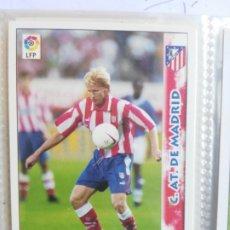 Cromos de Fútbol: MUNDICROMO 1998-99 AT MADRID Nº 119 BEJBL . Lote 175648208