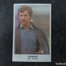 Cromos de Fútbol: JAVIER CLEMENTE DEL ATHLETIC DE BILBAO ALBUM CROMOS CANO LIGA 1983 - 1984 ( 83 - 84 ). Lote 269751133