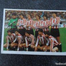 Cromos de Fútbol: ALINEACION DEL ATHLETIC DE BILBAO ALBUM CROMOS CANO LIGA 1983 - 1984 ( 83 - 84 ). Lote 269751188