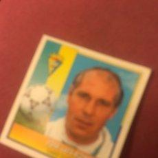 Cromos de Fútbol: ESTE 92 93 1992 1993 DESPEGADO CÁDIZ ROMERO COLOCA. Lote 175726102