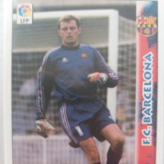 Cromos de Fútbol: 4 ARNAU - F.C. BARCELONA - MUNDICROMO 98/99. Lote 175776373