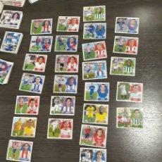 Cromos de Fútbol: LOTE DE CROMOS DE LIGA ESTE 2008 - 2009 / 08 - 09 - CON 28 ÚLTIMOS FICHAJES Y 15 COLOCAS DIFERENTES.. Lote 175777050