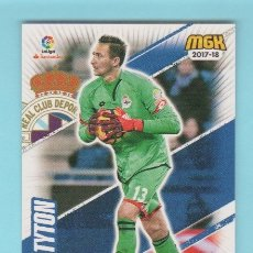 Cromos de Fútbol: MEGACRACKS 17/18 TYTON 165 (II). Lote 175893482