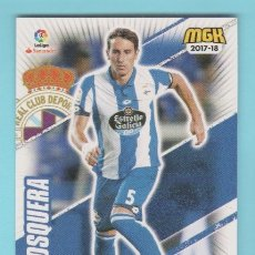 Cromos de Fútbol: MEGACRACKS 17/18 MOSQUERA 174. Lote 175894157