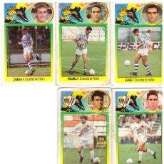 Cromos de Fútbol: 15 CROMOS LIGA ESTE 1993-94. Lote 175031739