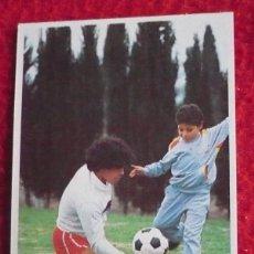 Cromos de Fútbol: Nº 89 ALBUM MARADONA SUS DRIBLINGS SUS GOLES 1984-1985.CROMO ESPORT 84-85.. Lote 195154983