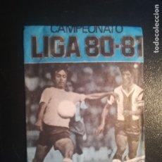 Cromos de Fútbol: ESTE LIGA 80/81 1980/81 AZUL SOBRE NUEVO SIN ABRIR . Lote 176086677