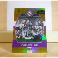 Cromos de Fútbol: MEGACRACKS 2018 2019 18 19 PANINI. TOP 20 PUEDE TODO 374 (REAL MADRID) CROMOS FÚTBOL MEGA CRACKS MGK. Lote 176133895