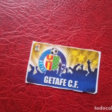 Cromos de Fútbol: ESCUDO GETAFE CHICLE LIGA 11 12 CROMO FUTBOL 2011 2012 - SIN PEGAR - . Lote 176235618