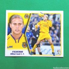 Cromos de Fútbol: (C-24) CROMO LIGA ESTE - ALBUM 2005-2006 - (VILLARREAL) FIGUEROA. Lote 176269168