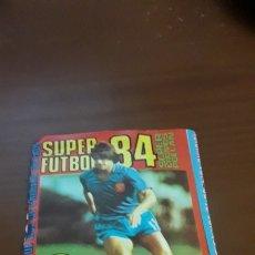 Cromos de Fútbol: SOBRE ABIERTO IMPOSIBLE DE CONSEGUIR LIGA 1983-84 ROLLAN COLOR AZUL. Lote 176291548