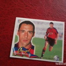Cromos de Fútbol: ANGEL OSASUNA ED ESTE LIGA CROMO 00 01 FUTBOL 2000 2001 - SIN PEGAR - AAA COLOCA ALB. Lote 176465789