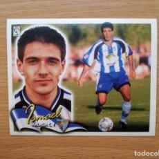 Cromos de Fútbol: COLOCA ISMAEL MALAGA CF EDICIONES ESTE 2000 2001 LIGA 00 01 CROMO SIN PEGAR NUNCA PEGADO. Lote 176602090